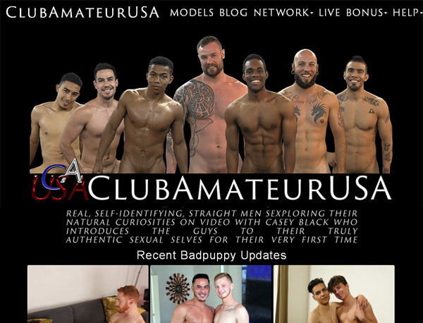 Club Amateur USA Pay