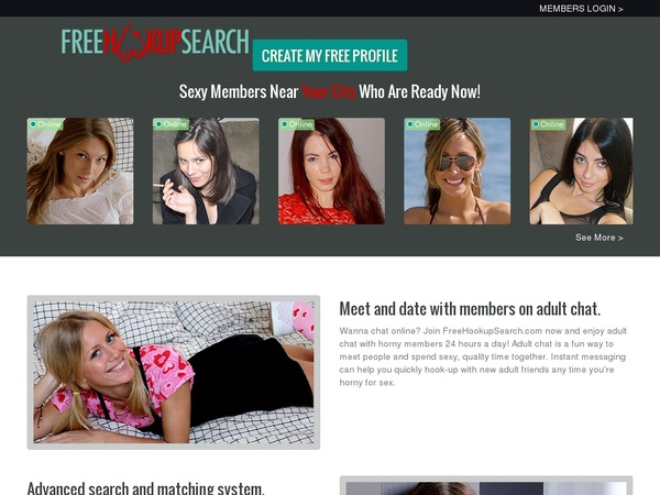 Discount Free Hookup Search Trial Link