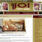 JOI Footjobs Online