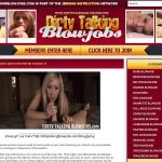 New Dirtytalkingblowjobs Site Rip