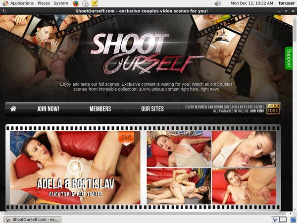 New Shoot Ourself Site Rip