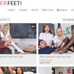Promo Love Her Feet