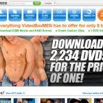 Video Box Men Free Clips