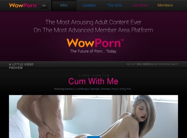 Wowporn.com Rocketpay