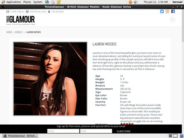 Discount Offer Lauren-wood.com