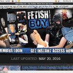 Fetish-boy.com Free Trial Login
