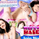 Get Bustyhaley.com Trial Membership