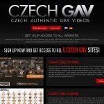 Site Rip Czech GAV