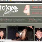 Tokyo Face Fuck Girl