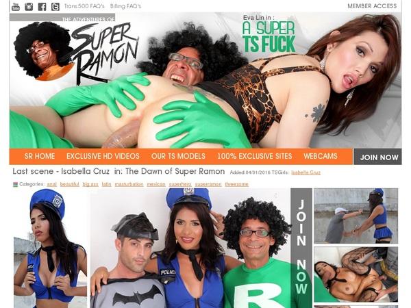Free Super Ramon Acounts