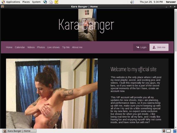 Karabanger.modelcentro.com Images