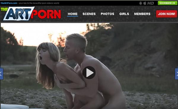 Theartporn.com Sign Up