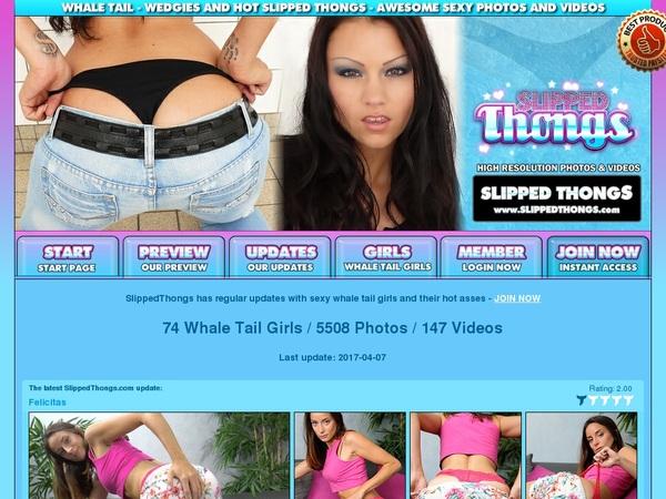 Slippedthongs.com Site Rip Link