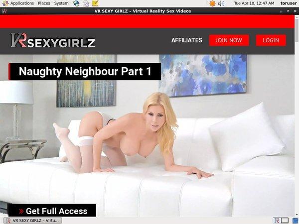 VR Sexy Girlz Members Discount