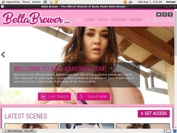 Bella Brewer Free Clips
