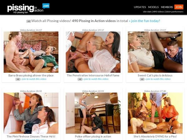 Pissinginaction.net Siterip