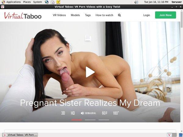 Virtualtaboo.com Free Login