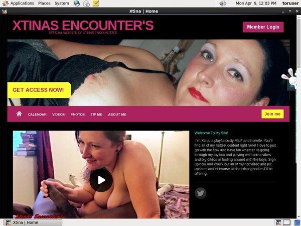 Xtinas Encounter's Coupon Code