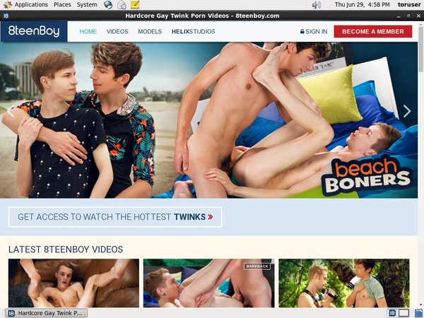 8teenboy.com With Discount