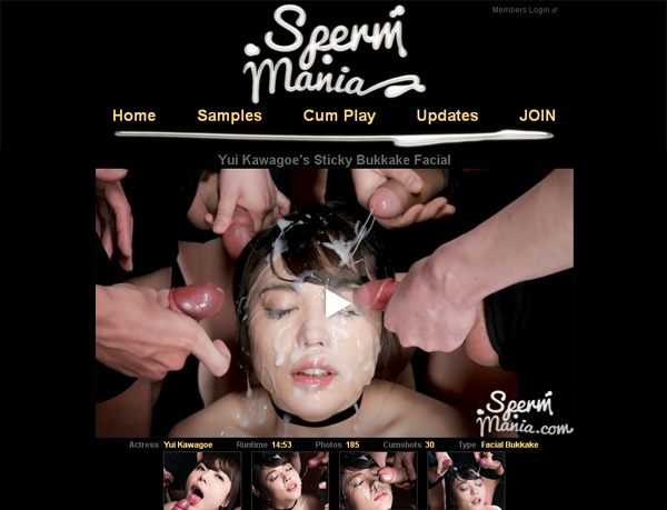 Spermmania.com Active Accounts
