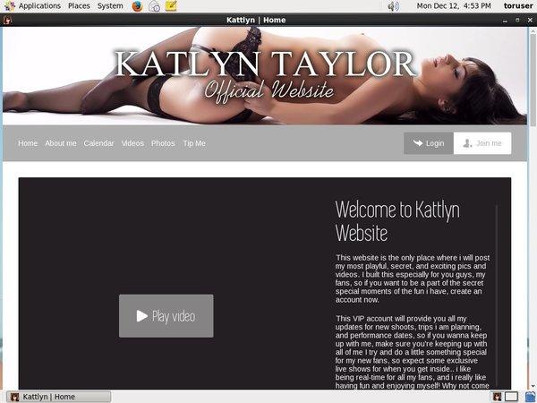 Daily KatlynTaylor Account