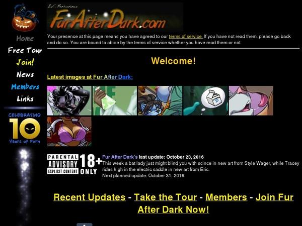 Furafterdark.com Free Accounts