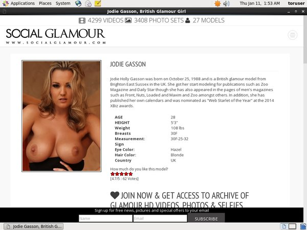 Jodie Gasson Discount Review
