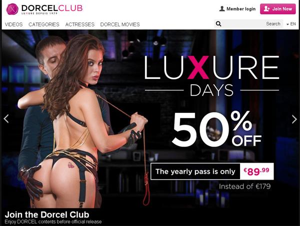 Try Free Dorcelclub.com