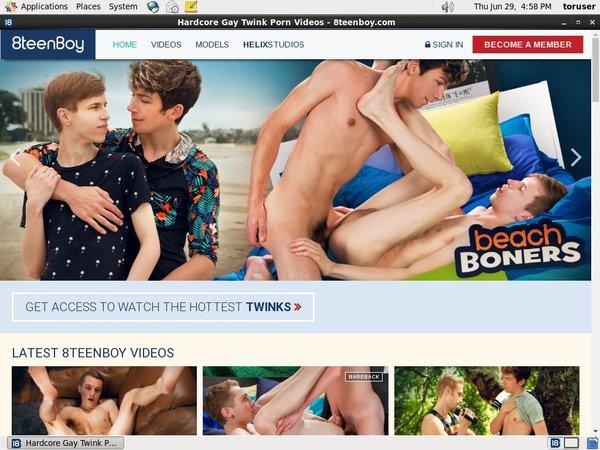 Joining 8teenboy.com