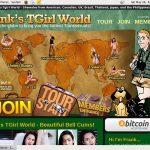 Franks T-Girl World New Hd