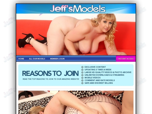 Jeffsmodels Premium Free Account