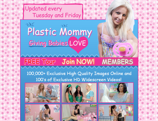 Plastic Mommy Discount Checkout