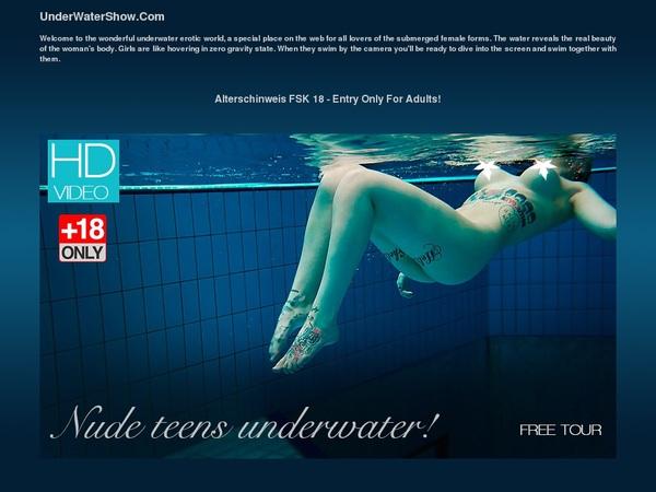 Underwatershow.com Pass