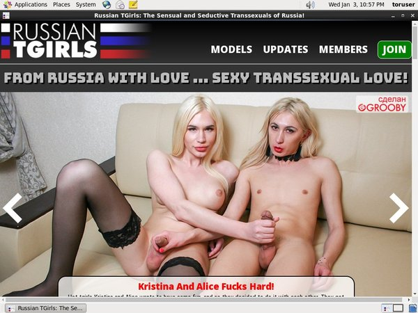 Russian TGirls Join By Phone