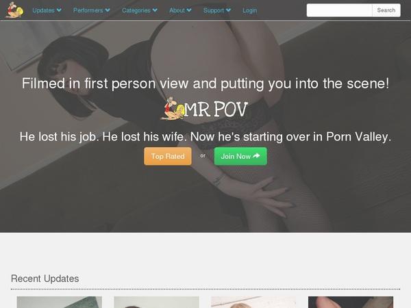 Mrpov.com Discount Offer