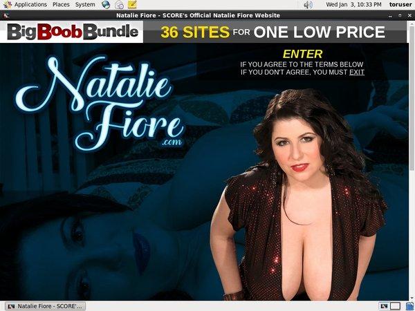 Nataliefiore.com Discounts