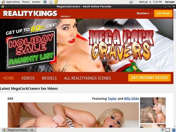 Mega Cock Cravers Promo