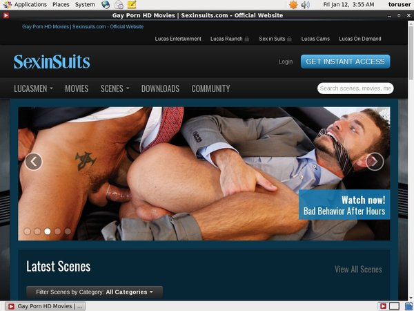 Sex In Suits Discount Members