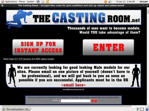 Thecastingroom Vxsbill Page