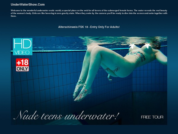 Underwater Show Coupon Offer