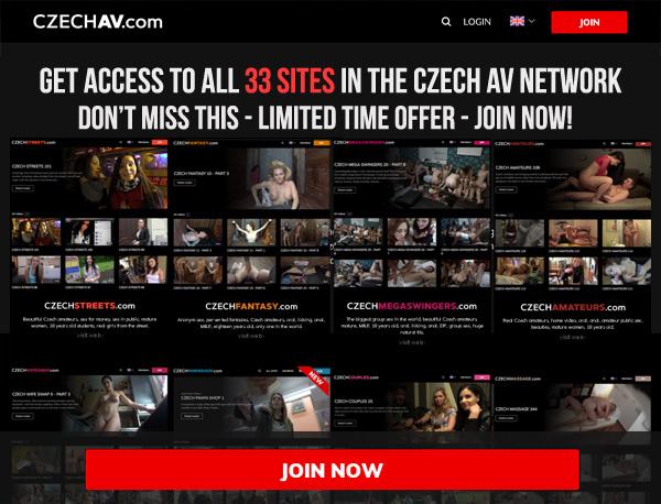 Czechav.com Discount Offer 2018