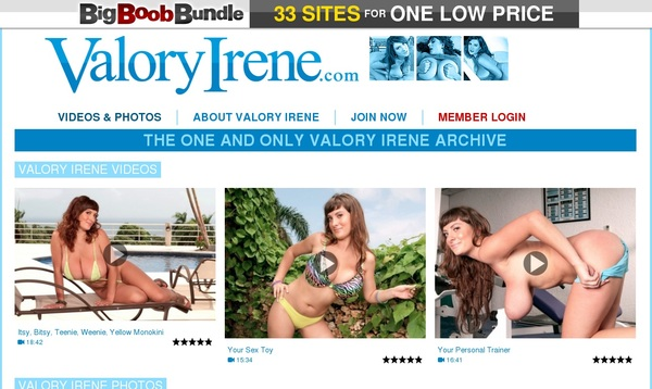 Free Valory Irene Discount Deal