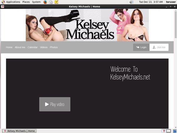 KelseyMichaels Percent Off