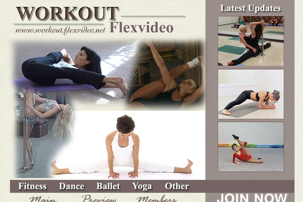 Free Workout Flex Video Id