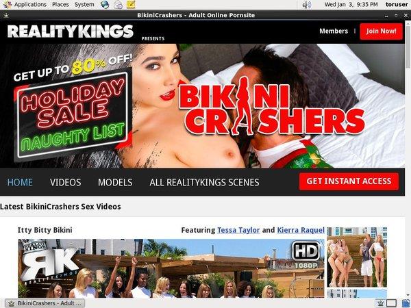 Promo Bikini Crashers