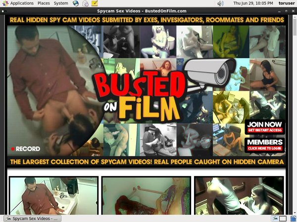 Bustedonfilm Subscriptions