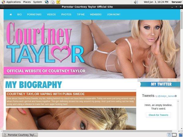Courtneytaylor Mobile