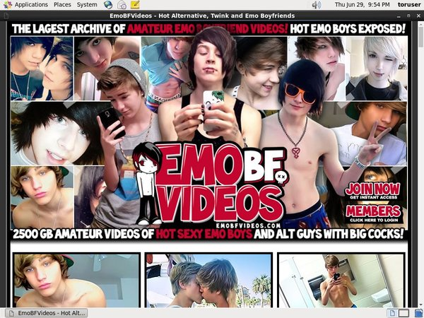 Emo BF Videos Review