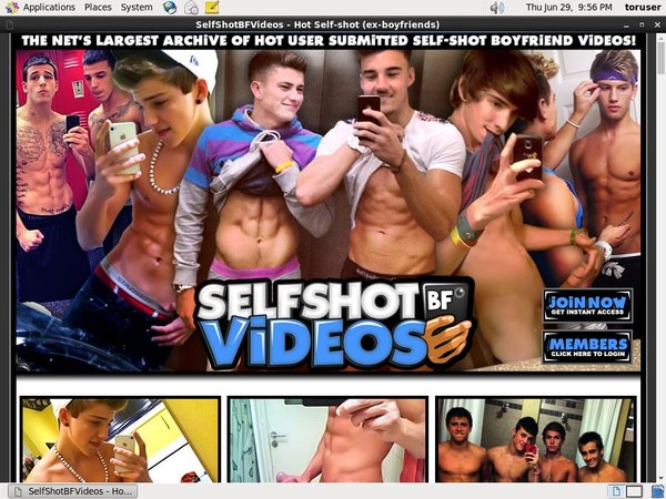 Selfshot BF Videos 購入