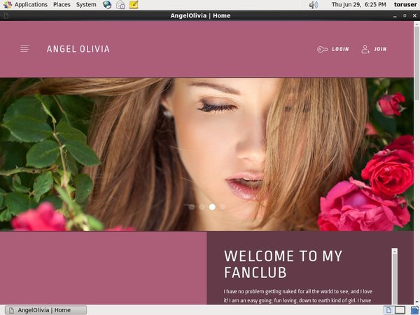 AngelOlivia Sign Up Again